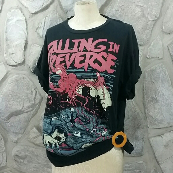 Falling in Reverse Graphic Band Tshirt